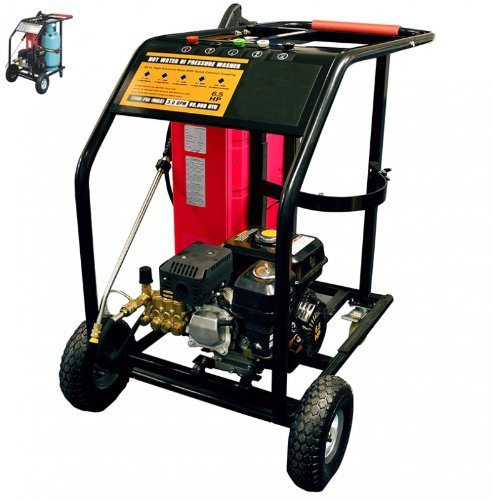 6.5HP INDUSTRIAL HOT PRESSURE WASHER