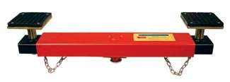 "Cross Beam Floor Jack Adapter 2-Ton Capacity 28"" to 40"""