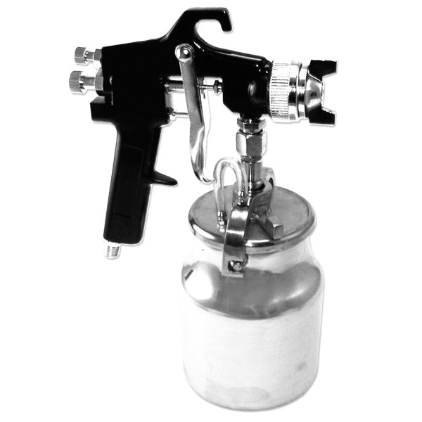 Industrial High Pressure Air Spray Gun House Painting Gun Body Shop Tool