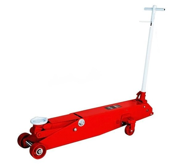 10 Ton Long Chassis Hydraulic Service Jack truck bus new