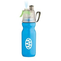 Dual Chamber Squeeze Mist Bottle / ITEM# SB63692