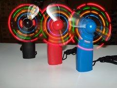 Light Up Hand Held Fan/ Item# FN80904