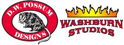 D.W. Possum Designs Washburn Studios