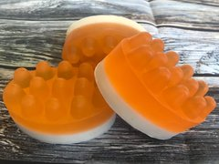Massage bars with Orange & Ginger Oil