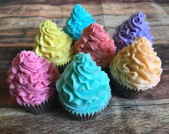 Cup Cake Love - Handcrafted Artisan Soap
