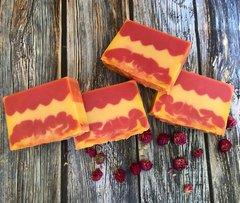 Orange & Gojiberry Oil Soap