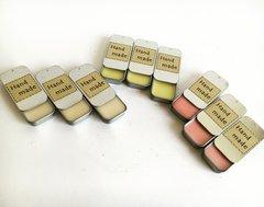 Shea Butter Lip Balm Case Box