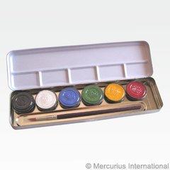 Eulenspiegel skin colours paints- 6 standard colours