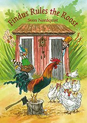Findus Rules the Roost by Author and Illustrator Sven Nordqvist