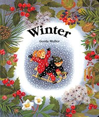 Winter Boardbook Illustrated by Gerda Muller
