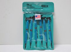 MOODY TOOLS 58-0670 Screw Extractor & Screwdriver Set