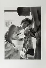 William Claxton: Jazz [Chet Baker and his wife, Halima] SALE: 50%
