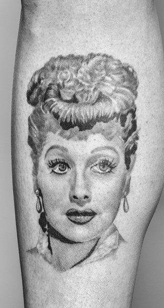 Freddy Negrete: Lucille Ball