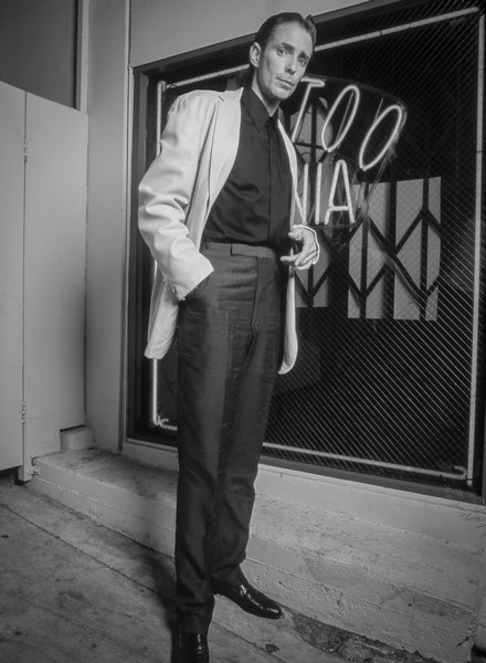 Mark Mahoney: Portrait 1