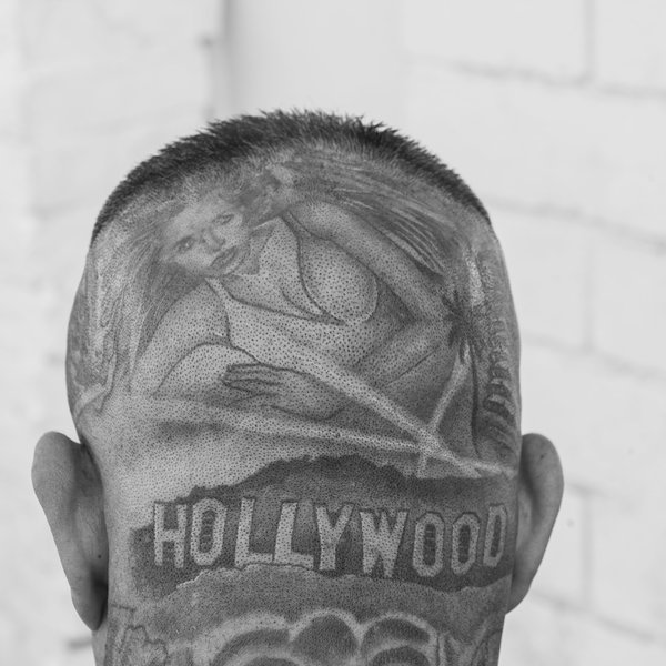 "Isaiah ""Boo Boo"" Negrete: Tattoo 0284"