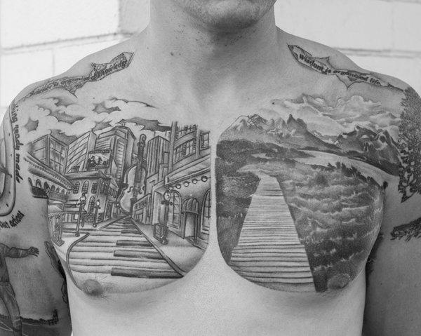 "Isaiah ""Boo Boo"" Negrete: Tattoo 0188"