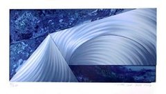 Laddie John Dill: Blue Abstract