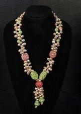 Patricia Knop Designs: Quartz, Jade and Carved Coral