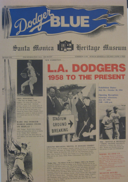 Dodger Blue News