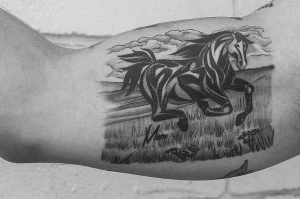"Isaiah ""Boo Boo"" Negete: Tattoo 0198"