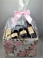 Rose Trellis Gift Basket