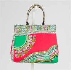 Dashiki Print Bag