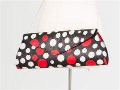 Polka Dot Shoulder Bag