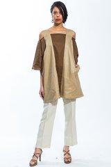 JSong Cold Shoulder Tunic Top Dress
