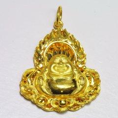 24K Buddha Pendant Charm