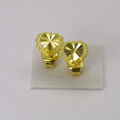 24K Gold Earrings