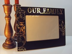WEDDING SERIES METAL PICTURE FRAMES