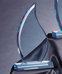 FLAME - LUCITE ACRYLIC AWARDS