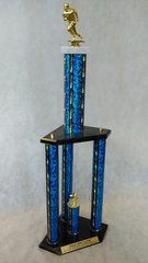 3 PILLAR TROPHY - SPORTS SERIES (STORE PICK-UP ONLY)