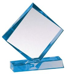 DIAMOND - LUCITE ACRYLIC AWARDS