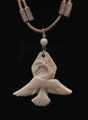 PEACE DOVE PENDANT