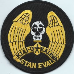 USAF PATCH 5TH BOMBARDMENT WING STAN EVAL SECTION (MH)