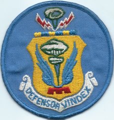 USAF PATCH 509 BOMB WING (MH).