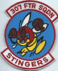 USAF PATCH 307 FIGHTER SQUADRON