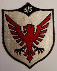 USAF PATCH 513 FIGHTER INTERCEPTOR SQUADRON RAF MANSTON USAFE