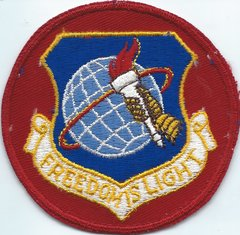 USAF PATCH 4238 STRATEGIC WING BARKSDALE AFB. (MH)