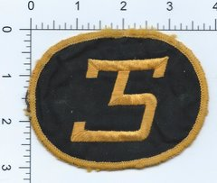 RAF PATCH USED 35 SQUADRON OPS VULCAN ERA EARLY 1970'S