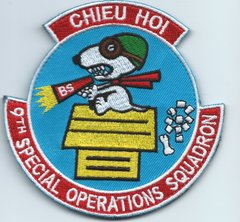 USAF PATCH 9 SPECIAL OPERATIONS SQUADRON CURRENT HERITAGE INSIGNIA