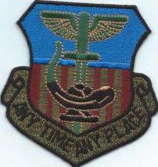 USAF PATCH 1 SPECIAL OPERATIONS WING CURRENT ISSUE AIE COMMANDOS