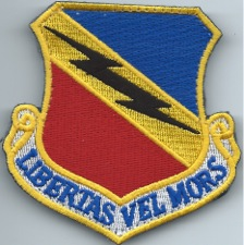 USAF PATCH 388 FIGHTER WING BASED AT HILL AFB
