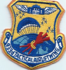 USAF PATCH FOR SALE 433 TACTICAL AIRLIFT WING