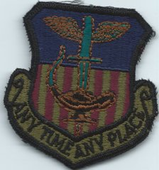 USAF PATCH 16 SPECIAL OPERATIONS WING OLDER ISSUE