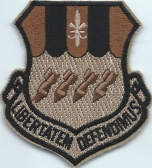 USAF PATCH 2nd BOMB WING DEPLOYED (MH)