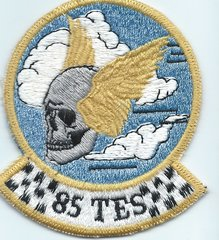 USAF PATCH 85 TEST & EVALUATION SQUADRON