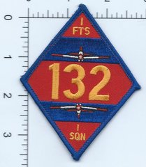 RAF PATCH 1 FLYING TRAINING SCHOOL 1 SQUADRON COURSE 132