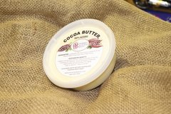RAW COCOA BUTTER (8oz)